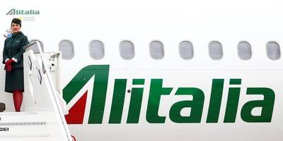 italy warns sudden collapse of alitalia would lead to great shock for the economy