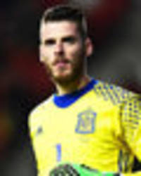 David De Gea in Whatsapp message storm: Real Madrid furious with Man United star