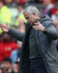 man united boss jose mourinho aims dig at star duo after swansea draw