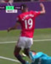 Marcus Rashford: Did Manchester United star dive to win penalty v Swansea?
