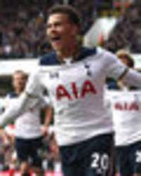 Tottenham 2 Arsenal 0: Dele Alli and Harry Kane star in memorable derby win