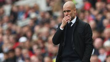 middlesbrough 2-2 man city: pep guardiola says top four will go to the wire