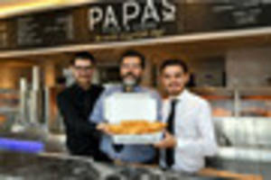 papa's fish and chip shop opens huge new restaurant on cleethorpe...