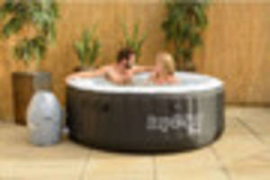 this argos hot tub is on sale now - and it's even cheaper than...