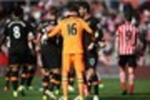 five things we learned as hull city nick a point at southampton