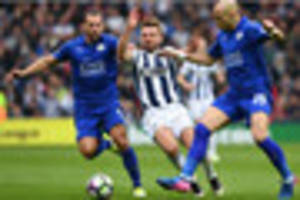 Leicester City's Danny Drinkwater defended by rival boss