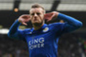 Vardy, Mahrez, Huth and summer striker signing -  Leicester City...