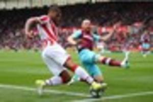 stoke city 0 west ham 0: how we rated the potters who held the...
