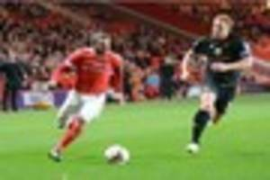 charlton athletic vs swindon town: ricky holmes named player of...