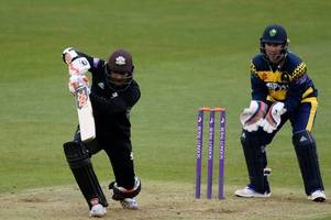 Kumar Sangakkara helps Surrey cruise to victory as Glamorgan suffer first Royal London One Day Cup