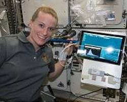 ISS investigation aims to identify unknown microbes in space