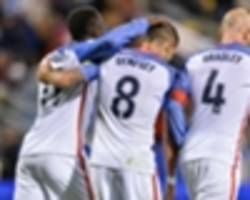 u.s. to face ghana in hartford in gold cup tune-up