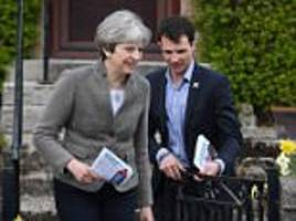 theresa may wants more time to meet ordinary voters