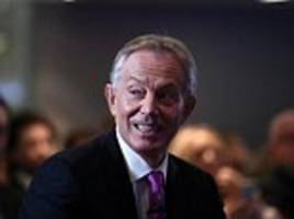tony blair returns to politics 20 years after election win