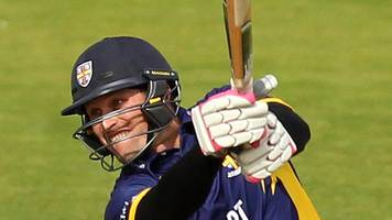 one-day cup: keaton jennings ton helps durham beat warwickshire at edgbaston