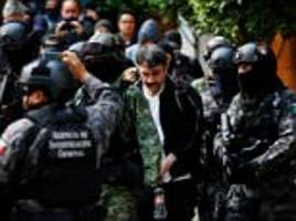el chapo's right-hand man arrested in mexico city