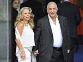 sir philip and lady green among richest uk couples
