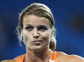 dutch sprinter schippers backs proposal to rewrite records