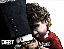 are american debt slaves getting in trouble again?