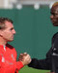 brendan rodgers names best player he's ever coached: liverpool fans won't believe this