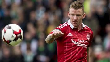 jonny hayes tells aberdeen to show their best in cup final