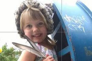 my blood ran cold - mother of four-year-old girl who stood on used needle at side of bristol and bath cycle path in easton