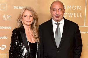 disgraced philip green and wife lose £433million - but billionaire sir greedy still makes rich list top five