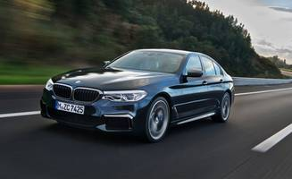 2018 bmw m550i xdrive first drive: the quickest 5-series ever (for now)