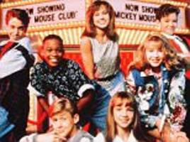 what happened to the stars of the mickey mouse club?