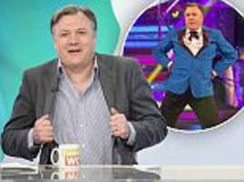 ed balls reveals he's been the victim of body shaming