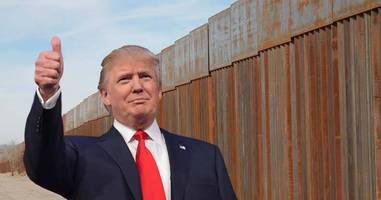 Who's Paying For Trump's Wall? Not The Taxpayer
