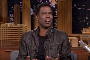 chris rock says he gave terrible advice to michelle obama: 'i'd never felt so stupid' (video)