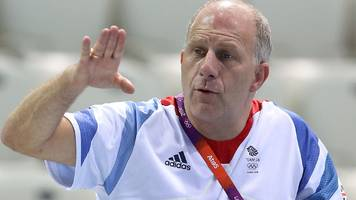 andy banks: tom daley's first coach quits team gb for australia role