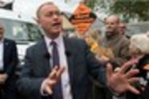 that moment liberal democrat leader tim farron calls you about...