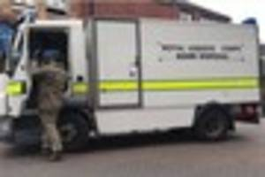 all you need to know about the bomb squad that carried out the...