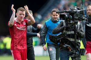 aberdeen need £20million to challenge celtic for the title, says jonny hayes