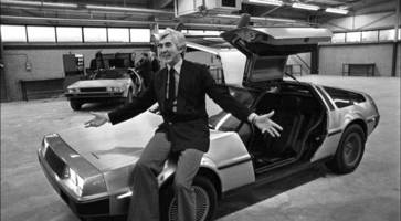 the journey team to make john delorean movie