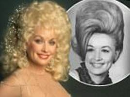 dolly parton tells of grim past in new book of interviews