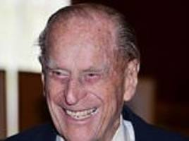 prince philip seals his 'standing down' announcement