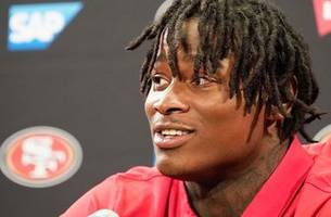 49ers coach kyle shanahan says 'worst-case scenario' is reuben foster missing his rookie year