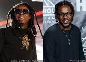 lil wayne and kendrick lamar's collaborative track leaked