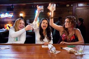 mila kunis, kristen bell, kathryn hahn start filming 'a bad moms christmas'