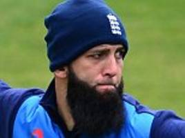 moeen ali to be left out of england's first international