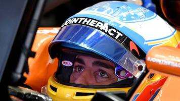 fernando alonso: mclaren driver has 'real chance' of debut indy 500 win