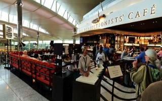 our pick of the best fine dining airports in the world