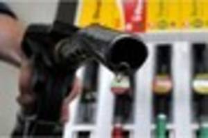 headline: prices cut at the petrol pumps – but one...