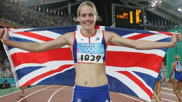 kelly sotherton: olympic medallist calls for event changes not world record reset