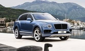 at least one bentley bentayga derivate is in the pipeline