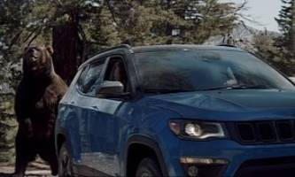 jeep has just lost any chance of selling the compass to vegans with its ad