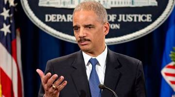 california wants to give more money to eric holder to fight trump